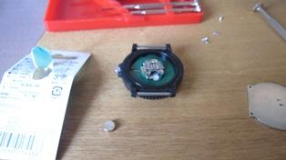 110521時計電池換え