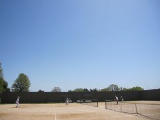 120428 快晴テニス