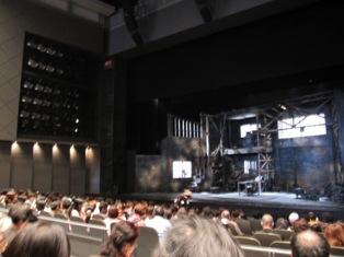 121021 舞台開始前